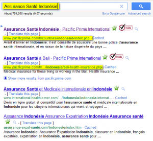 Search results Expat Insurance