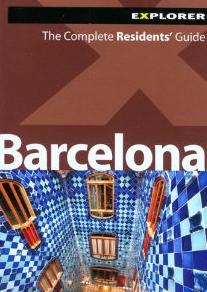 Barcelona Explorer Guide cover