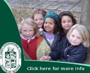 international school banner frame 2