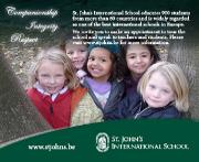 international school banner original